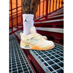 Nike Air Jordan 4 Off-White Sail