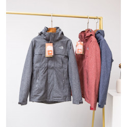 North Face Brick Cabinet Edition 2019 TNF grey